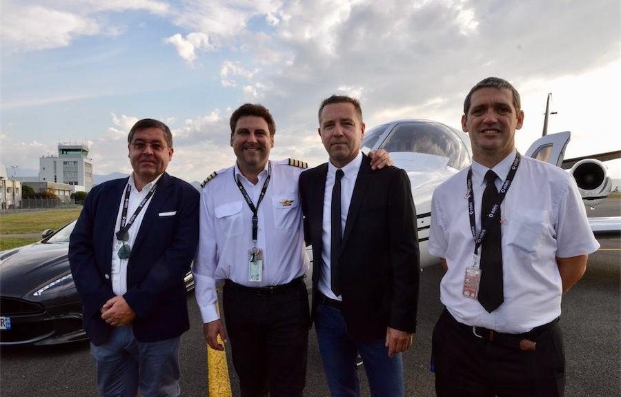 NICOLAS DEMANGE AEROPORT TARBES LOURDES PYRENEES