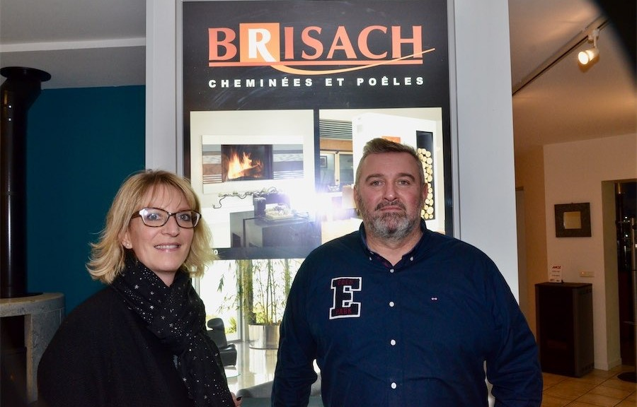 BRISACH CHEMINEES IBOS