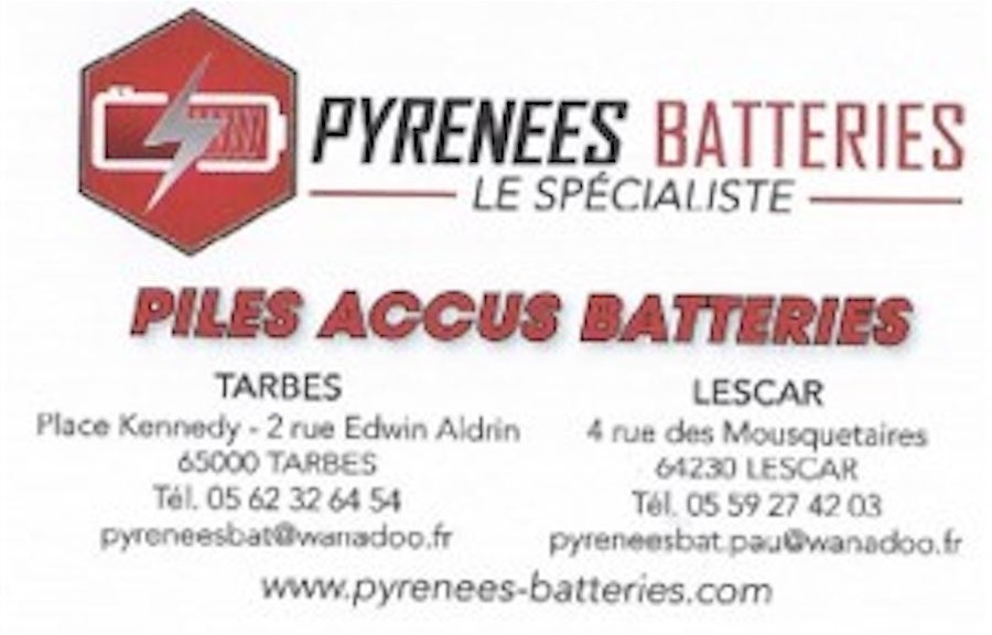 PYRENEES BATTERIES